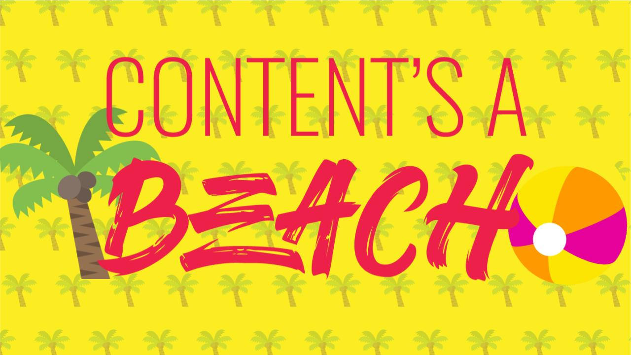 Contents a Beach