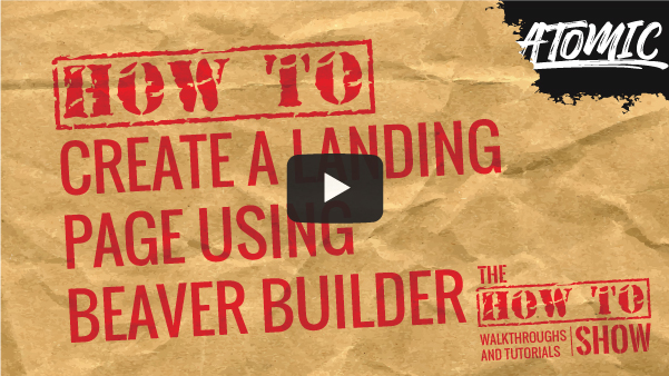 how-to-create-a-landing-page-using-beaver-builder