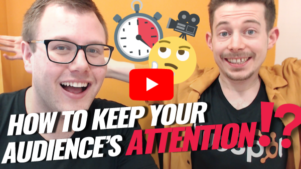 How to increase your audience retention rates