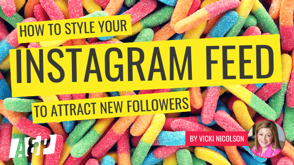 How to style your Instagram feed
