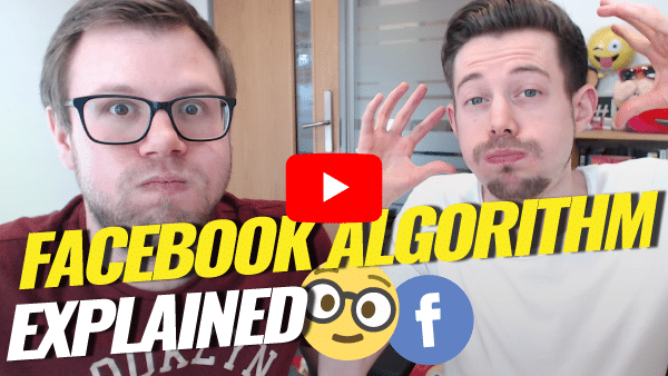 Facebook algorithm explained