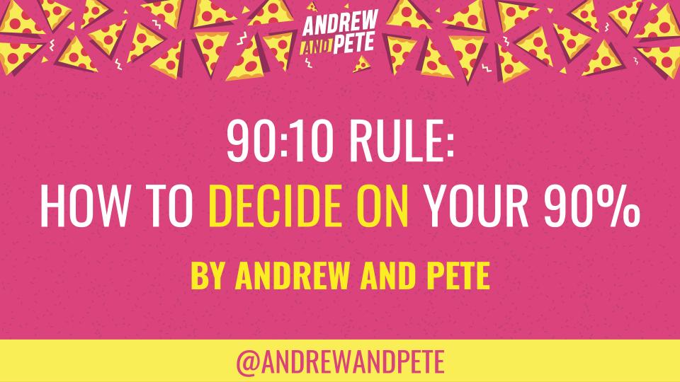 90_10 Rule Challenge