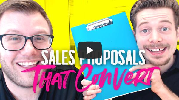 sales proposals