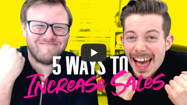 How to Increase Sales and Get More Customers