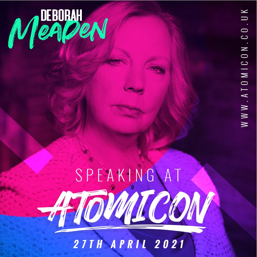 ATOMICON 2021 Speaker- Deborah Meaden