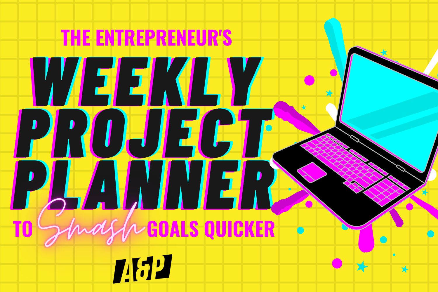 WEEKLY PROJECT PLANNER (1)