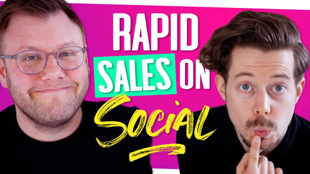 tips for selling on social media