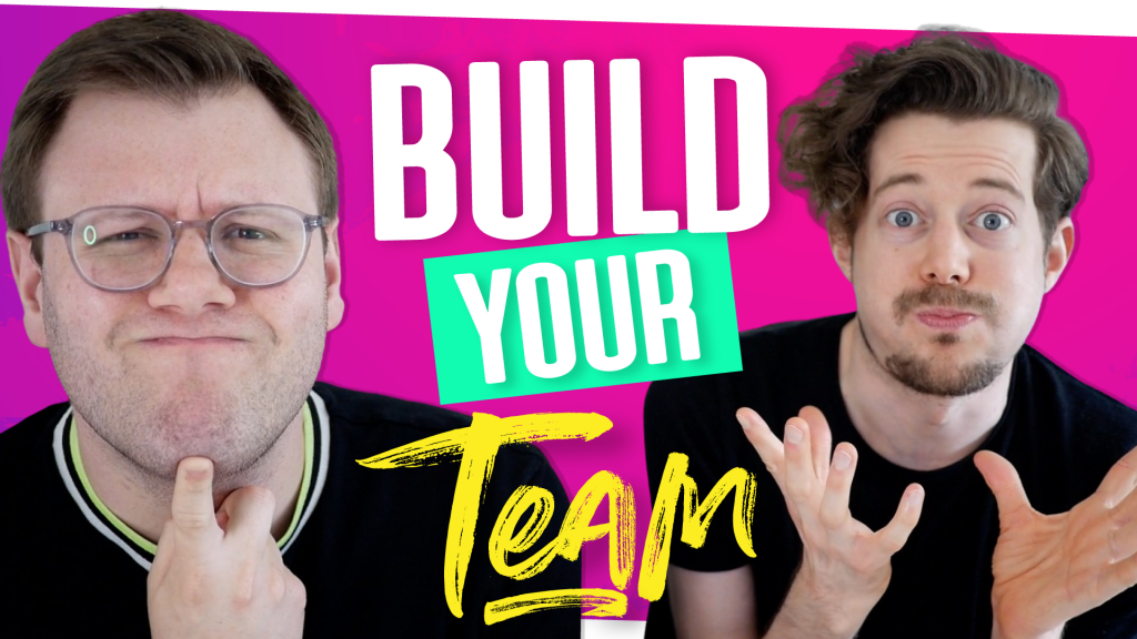 best way to build a virtual team